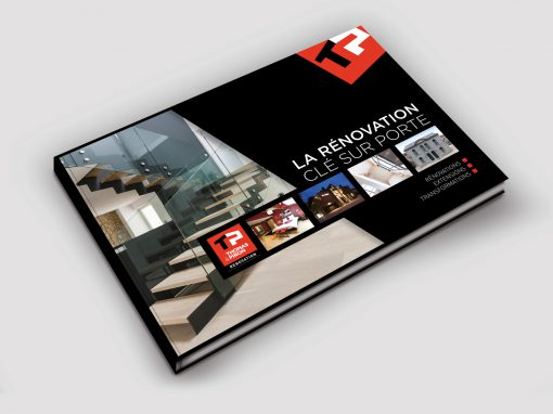 Thomas & Piron Rénovation – Brochure client
