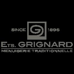 Menuiserie Grignard - Logo
